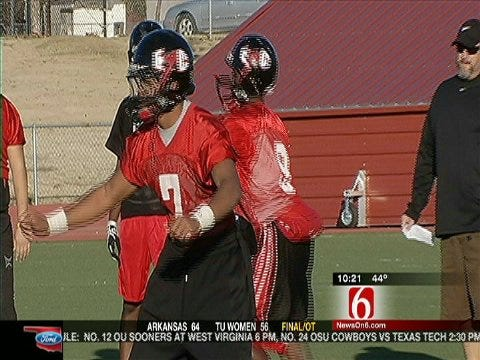 East Central Cardinals Work To Overcome Adversity