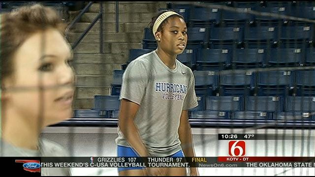 Henderson Leads No. 1 Seed TU Volleyball Into Conference Tourney
