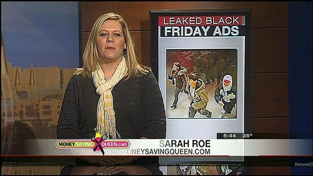 Money Saving Queen: Leaked Black Friday Ads