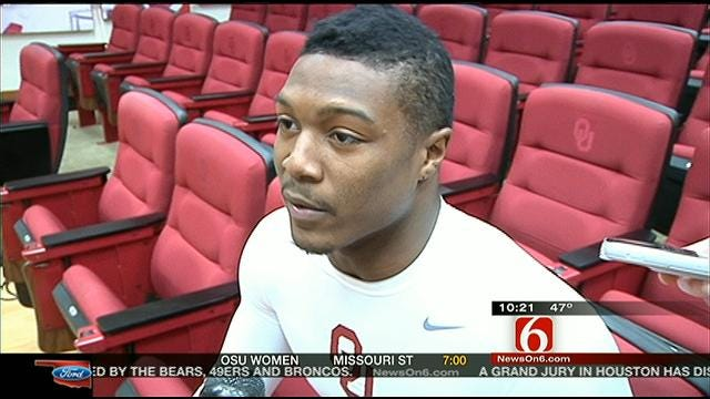 OU's Jefferson Ready For West Virginia