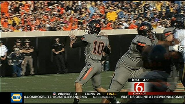OSU Quarterback Situation Still Up In The Air
