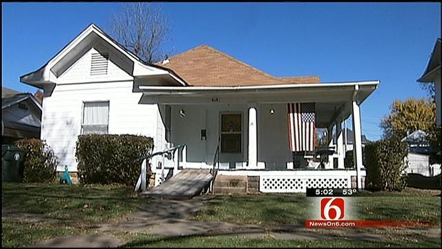 Disabled Muskogee Veteran Shoots Burglary Suspect With WWII Pistol