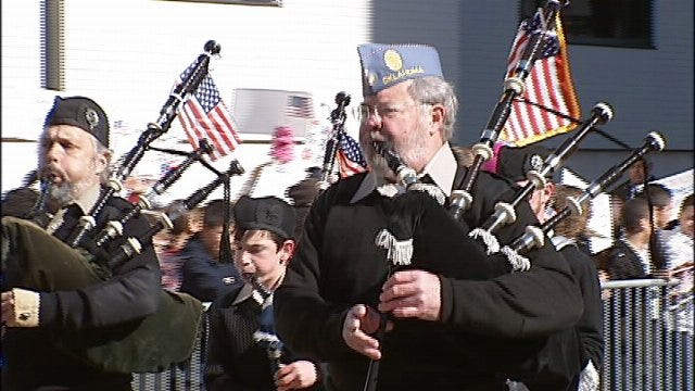 WEB EXTRA: Video From Tulsa's Annual Veteran's Day Parade