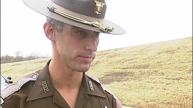 WEB EXTRA: Trooper Talks About Triple-Fatal Wreck Near Sapulpa, Pt. 2