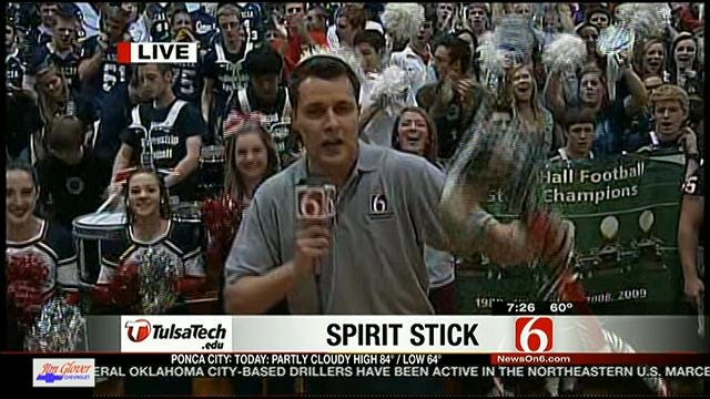 2012 Spirit Stick Week # 11: Spirit Stick: Cascia Hall