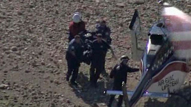 SkyNews6: Two Boaters Rescued, One Still Missing At Oologah Lake