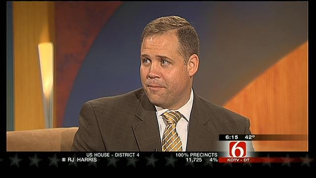 WEB EXTRA: Congressman-Elect Jim Bridenstine Interview On Six In The Morning