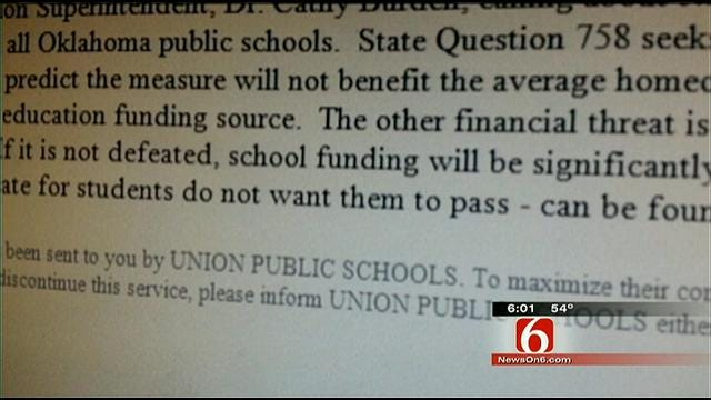 Political Email From Union Superintendent Raises Legal Questions