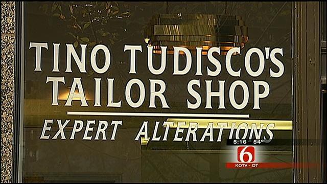 Longtime Tulsa Tailor Sews Up 70-Year Career