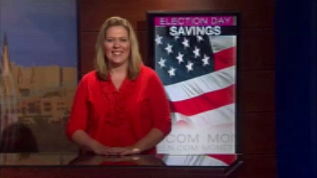Red, White and Blue Savings