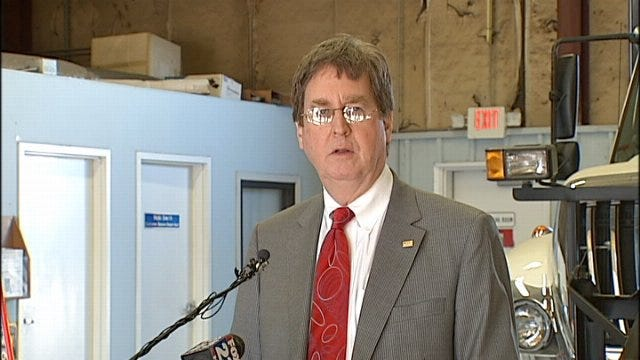 WEB EXTRA: Tulsa Mayor Dewey Bartlesville Says The City Is Prepared To Keep Its Streets Open