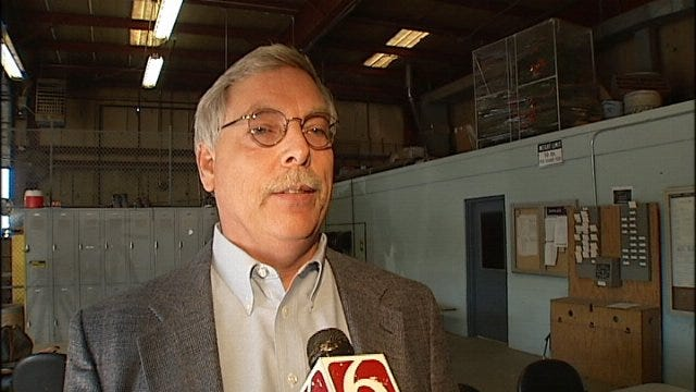 WEB EXTRA: City of Tulsa Streets Director Dan Crossland Talks About Being Ready For Winter