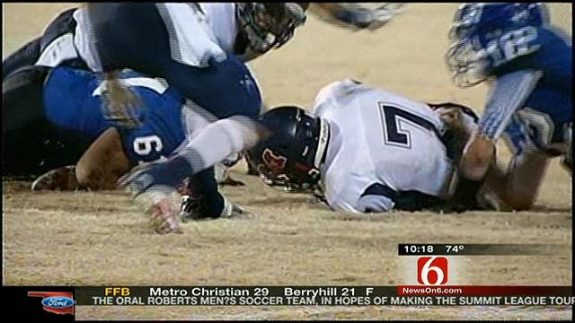 Game Of The Week: Metro Christian Vs. Berryhill