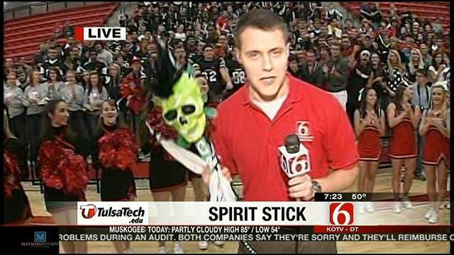 2012 Spirit Stick Week #10: Claremore High School