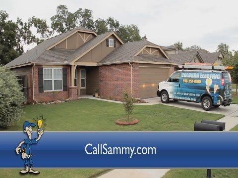 Colburn Electric: Call Sammy