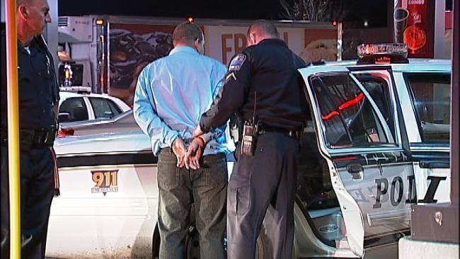 WEB EXTRA: Video From Scene Of Nightclub Shots Fired Arrest