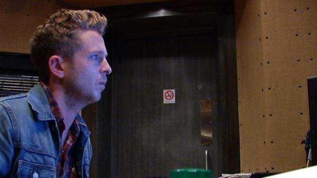 Thursday At 10: Rockstar, Songwriter, Tulsan - OneRepublic's Ryan Tedder