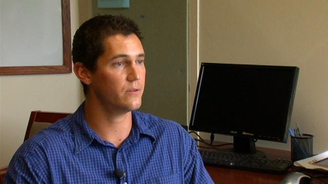 WEB EXTRA: Extended Interview With Narconon Employee Niko Bain