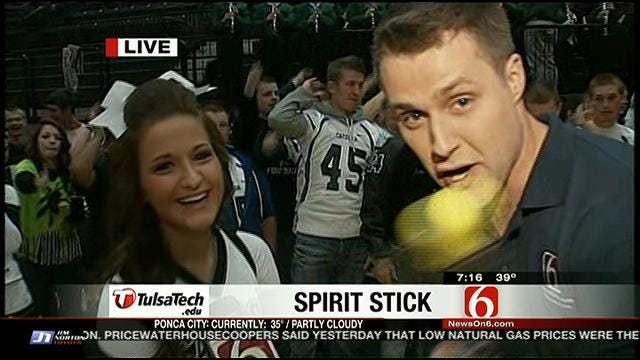 2012 Spirit Stick Week #9: Catoosa High School