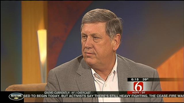 Tulsa Public Schools Dr. Keith Ballard Reacts To New School Grade Cards