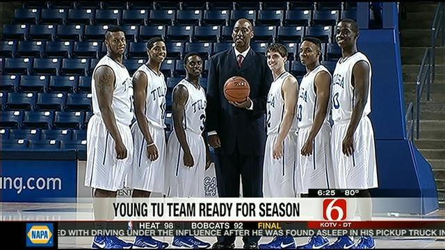 Tulsa Basketball Ready For 2012