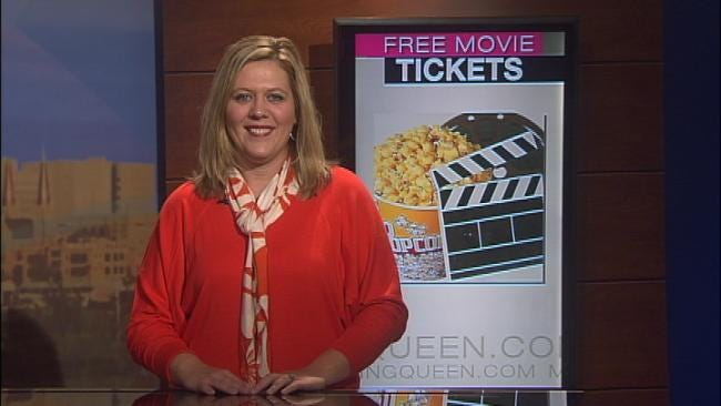 Our Money Saving Queen Sarah Roe Talks Free Movie Tickets.