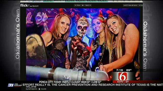 Downtown Tulsa's 4th Annual Spider Ball
