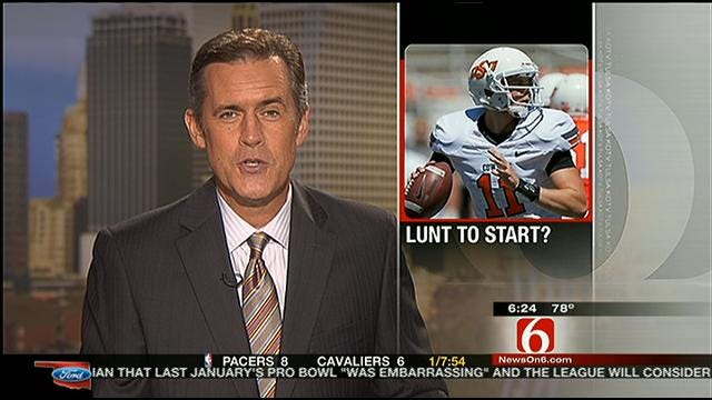 Lunt's Return For OSU Is Even More Critical Without Walsh