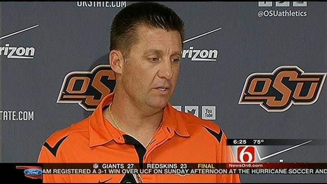 With Walsh Out, Who Takes Over For OSU?