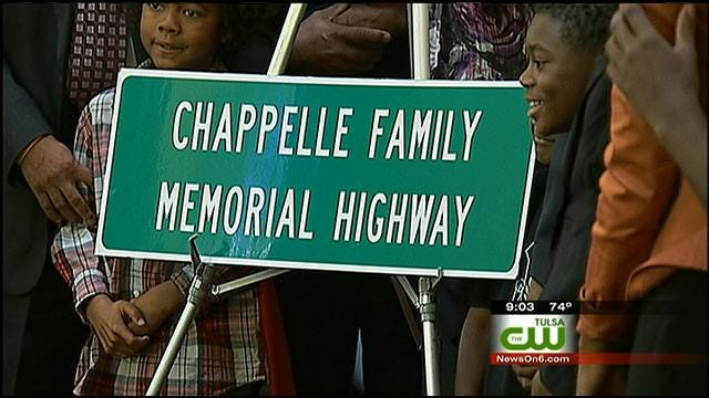 Section Of Highway 75 Named After Influential North Tulsa Family