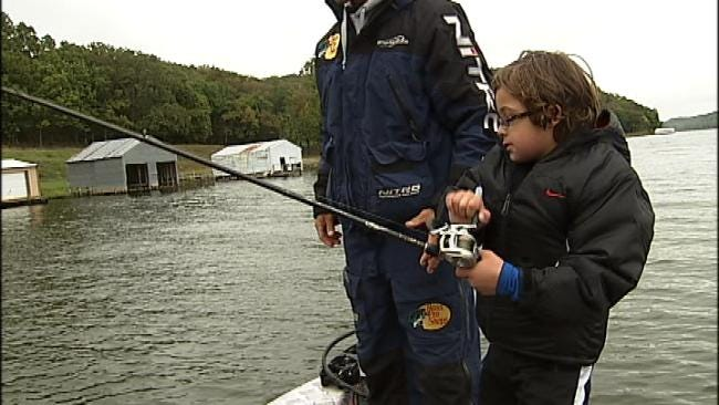 WEB EXTRA: Fishing With Faurot Extended Clip