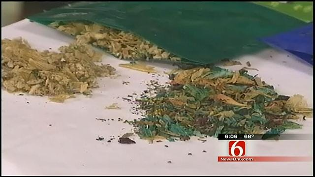 New Oklahoma Law Targets Production Of Synthetic Drugs