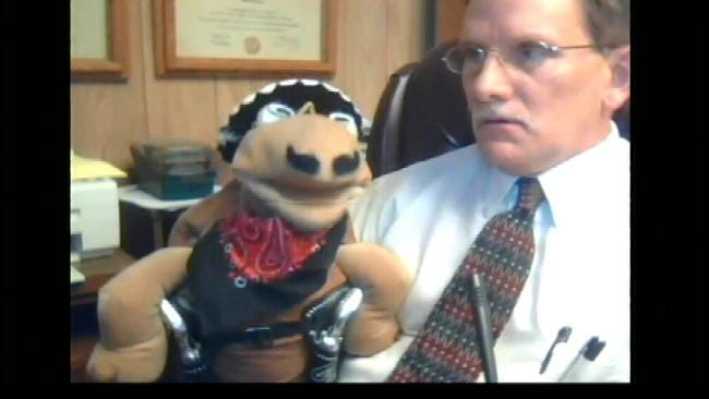 WEB EXTRA: Video From Judge Claver's YouTube Account #3