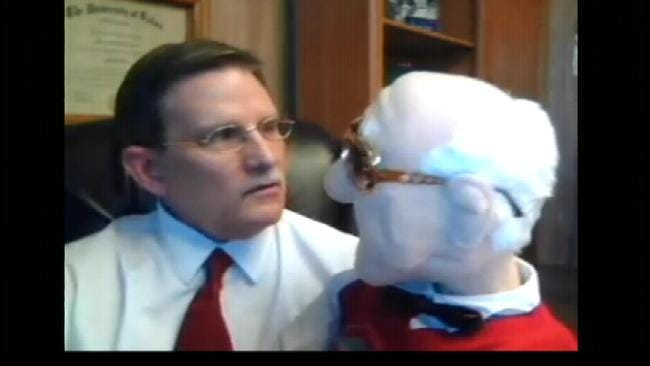 WEB EXTRA: Video From Judge Claver's YouTube Account #4