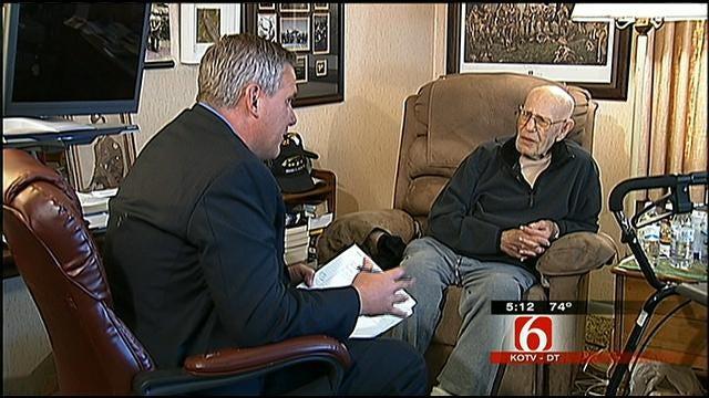 Ponca City World War II Vet, Leader Of Filthy 13, Receives Legion Of Honor