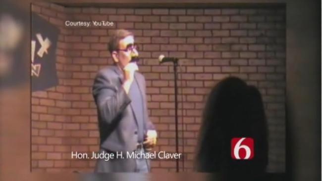 Thursday At 10 p.m.: Oklahoma Impact Team Investigates Joker Judge