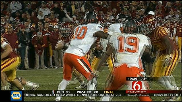 OSU Not Talking About Revenge Against Iowa State
