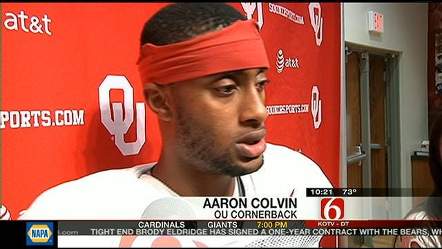 OU Secondary Shined Against Texas