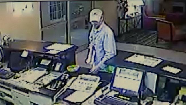 WEB EXTRA: Surveillance Video Of LaQuinta Robbery