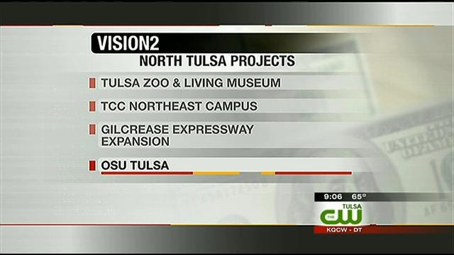 North Tulsa Leaders Voice Hopes, Concerns For Vision2 Vote