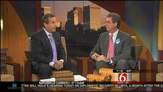 Tulsa Mayor Dewey Bartlett: Vision2 Plans