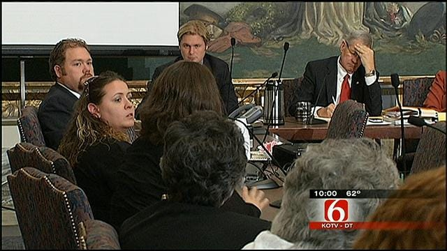 Lawmakers Hear Testimonies On Conditions At Oklahoma VA Centers