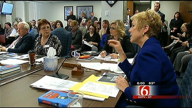 A-F Grades: State Board Votes To Delay Release Of School Grades