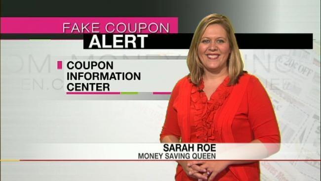Money Saving Queen: Fake Coupon Alert