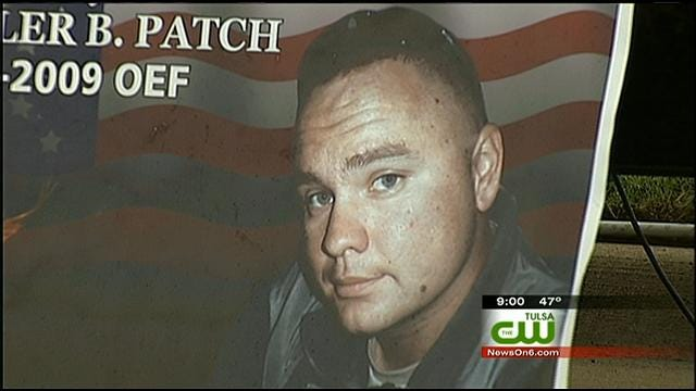 Stretch Of Highway Is Named After Fallen Owasso Soldier