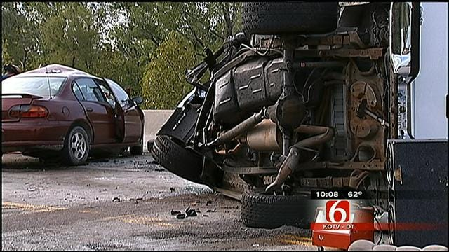 Head-On Collision Kills 3 In Rogers County