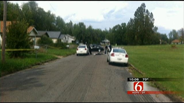 Body Found In Muskogee ID'd As Man Who Was Wanted By U.S. Marshals