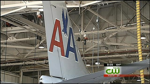 Transport Workers Union Blames Outsourcing For AA's Problem With Loose Seats