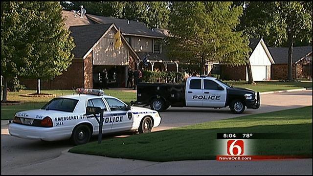 Broken Arrow Homeowner Exchanges Gunfire With Intruders