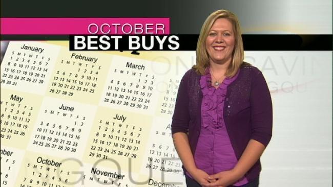 Money Saving Queen: October Deals